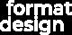 Format Design Logo
